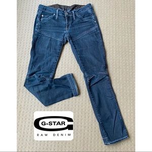 G Star Raw 96 women skinny denim jeans W25 L32